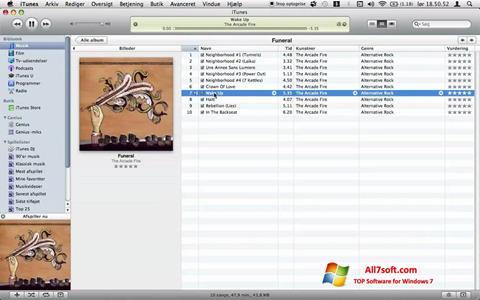 Ekraanipilt Tunatic Windows 7