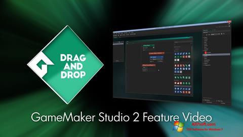 Ekraanipilt Game Maker Windows 7